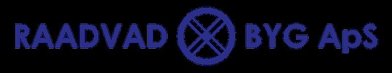 Raadvad Byg logo